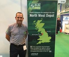 Cleveland Land Services Ltd: CLS Sports expand and open new North West Depot