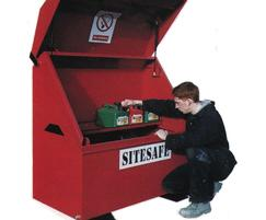 Universal 350-hazardous substance storage