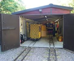 Rolling Stock Shed