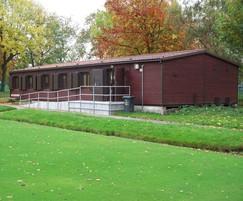 Apex Modular Bowls Club Clubhouse