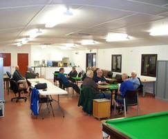 Bowls Club Social Room