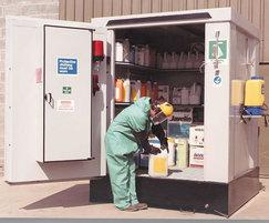 Chemsafe 1300 for hazardous chemical storage