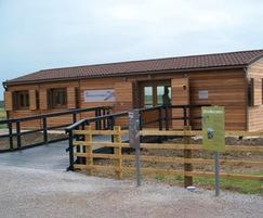RSPB St Aidan's Visitor Centre