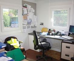 Landscape depot office