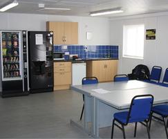 Canteen area
