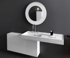 Laufen: New Kartell ceramic products and bathroom accessories
