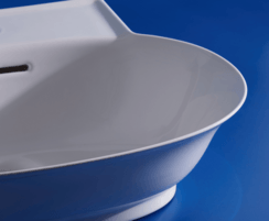 The New Classic washbasin by Marcel Wanders