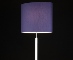 Kepler table light also available with Grape shade