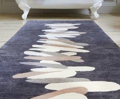 Deirdre Dyson TUMBLE rug runner