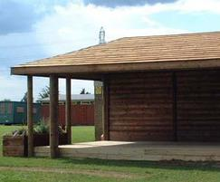 chatterbox stage shelter