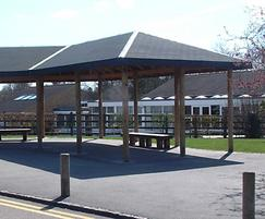 Bespoke outdoor classrooms and shelters