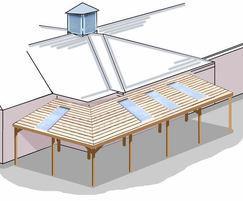 Custom Designed and Built Canopies