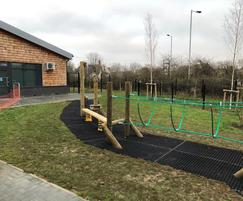 The trail is suitable for both older and younger pupils