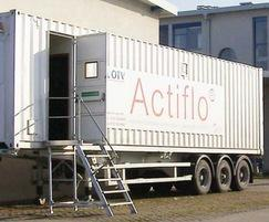 Actiflo™ package plant