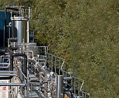 Continuous thermal hydrolysis for sludge treatment