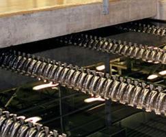 Actiflo® sedimentation tank with mixers
