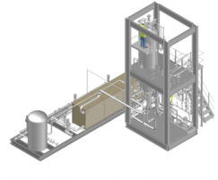 Exelys™ continuous thermal hydrolysis package plant