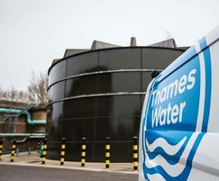 Thames Water WTW at Slough