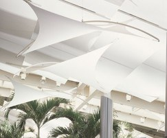 Satine 5500 acoustic fabric