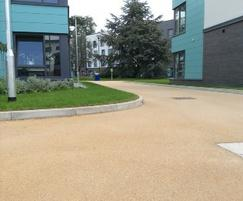 Bituchem Asphalt's NatraTex Cotswold surfacing
