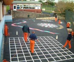 School playground games