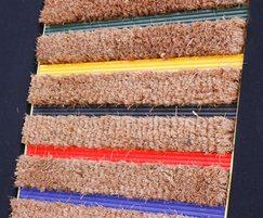 Colortread CT 004 brush coir entrance matting
