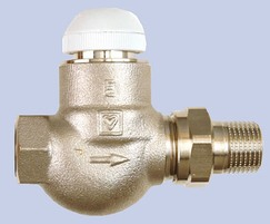 TS E thermostatic valve