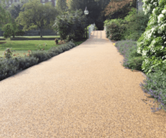 Addaset was used to upgrade the paths at Hurlingham