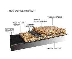 Terrabase Rustic build up