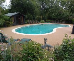Terrabound - pool. East Sussex