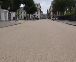 Addastone resin bonded surfacing, Greenwich