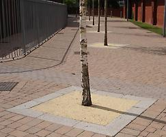 Addastone TP tree pit surfacing