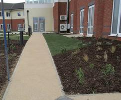 Pathways at Shinfield Housing Development, Reading