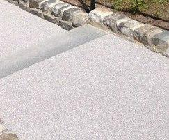 1-3mm Silver Grey Granite Addastone porous surfacing