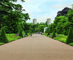 Addagrip Terraco: Addagrip surfacing project at Kew Gardens
