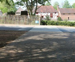Weald Museum - Terrabase Rustic and Addaset surfacing