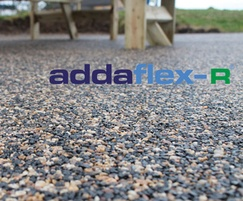 Addagrip Terraco: Addagrip launches Addaflex-R flexible bound surfacing