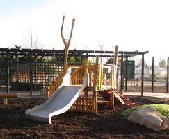 Junior Multi unit with double width slide