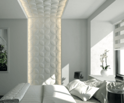 ARSTYL FLOWER wall panels - feature wall