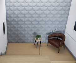 ARSTYL wall panels - flower design