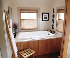 Japanese Style Baths Interior Design