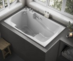 Design & Form: Cabuchon launches Takara easy access deep soaking tub