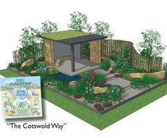 Cotswold Estates and Gardens Ltd: Visit Cotswold Estate's show garden at the Malven Show