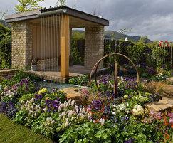 Cotswold 50th show garden – Image © RHS / Neil Hepworth