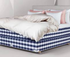 Hastens 2000T continental bed