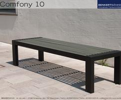 Comfony 10 stool without armrests
