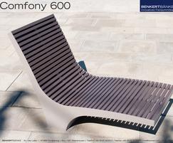 Comfony 600 sun lounger