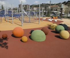 Playground Balance Spheres