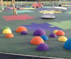 Playtop Half Spheres