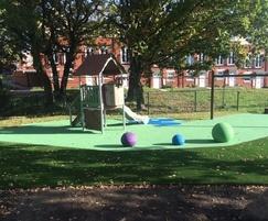 Playground Spheres